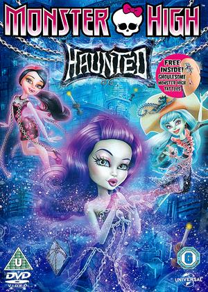 Monster High: Haunted Online DVD Rental