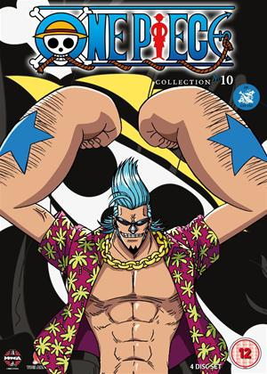 One Piece: Series 10 Online DVD Rental