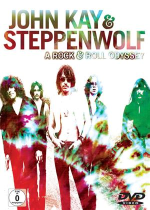 John Kay and Steppenwolf: Rock and Roll Odyssey Online DVD Rental