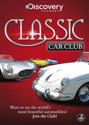 Classic Car Club Online DVD Rental