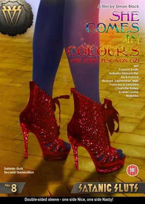 Rent Satanic Sluts 8: She Comes in Colours Online DVD Rental