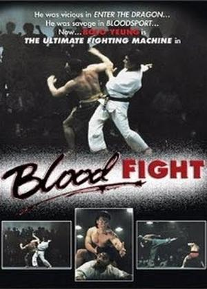 Bloodfight Online DVD Rental