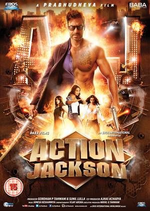 Action Jackson Online DVD Rental