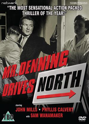 Mr. Denning Drives North Online DVD Rental
