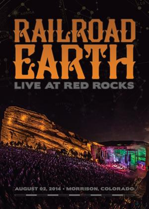 Rent Railroad Earth: Live at Red Rocks Online DVD Rental