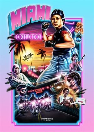 Miami Connection Online DVD Rental