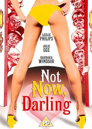Not Now Darling Online DVD Rental