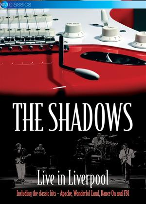 Rent The Shadows: Live in Liverpool Online DVD Rental