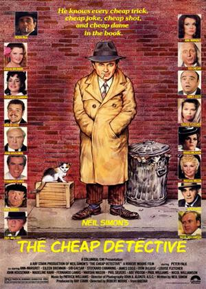 Rent The Cheap Detective Online DVD Rental