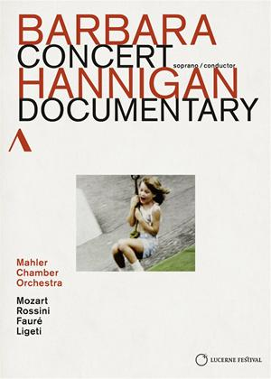Barbara Hannigan: Concert/Documentary Online DVD Rental