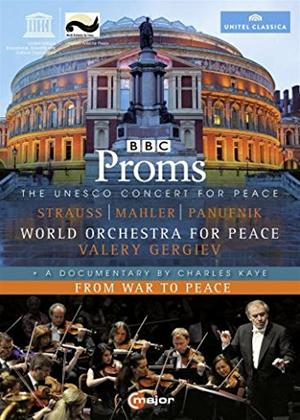 Rent BBC Proms: The UNESCO Concert for Peace/From War to Peace Online DVD Rental