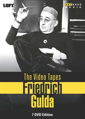 Rent Friedrich Gulda: The Video Tapes Online DVD Rental