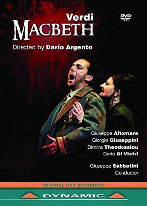 Rent Macbeth: Teatro Carlo Coccia (Sabbatini) Online DVD Rental