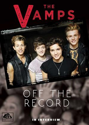The Vamps: Off the Record Online DVD Rental