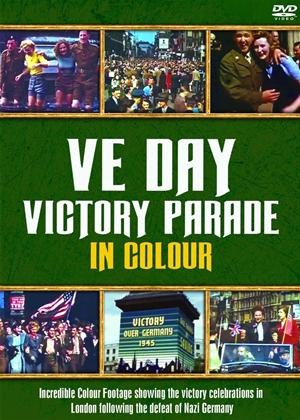 VE Day: Victory Parade in Colour Online DVD Rental