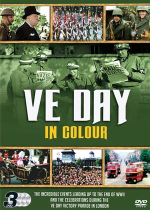 VE Day in Colour Online DVD Rental