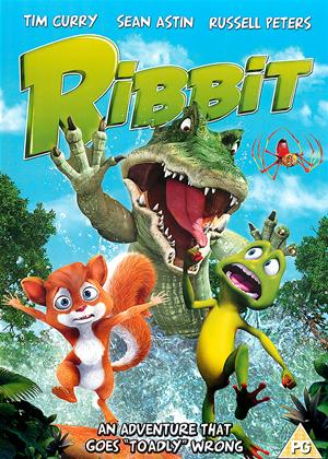 Ribbit Online DVD Rental