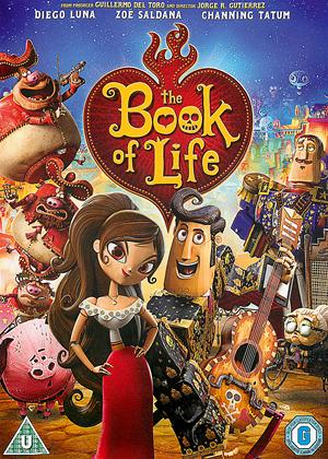The Book of Life Online DVD Rental