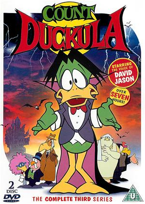 Count Duckula: Series 3 Online DVD Rental