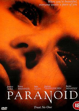 Paranoid Online DVD Rental