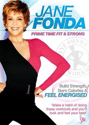Jane Fonda: Prime Time Fit and Strong Online DVD Rental