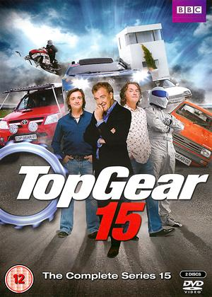 Top Gear: Series 15 Online DVD Rental