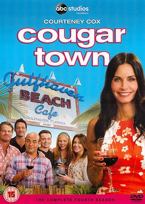Cougar Town: Series 4 Online DVD Rental