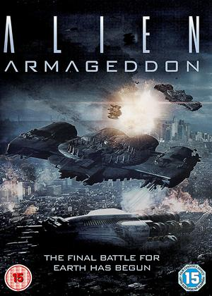 Alien Armageddon Online DVD Rental