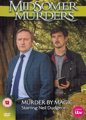 Midsomer Murders: Series 17: Murder by Magic Online DVD Rental