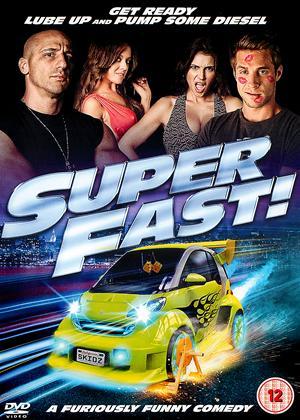 Rent Superfast! Online DVD Rental