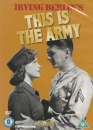 Rent This Is the Army Online DVD Rental