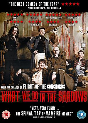 Rent What We Do in the Shadows Online DVD Rental