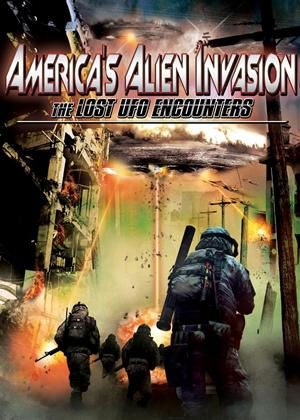 Rent America's Alien Invasion: The Lost UFO Encounters Online DVD Rental