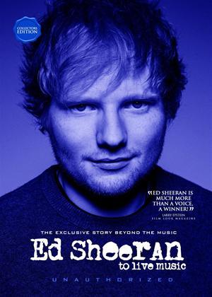 Ed Sheeran: To Live Music Online DVD Rental