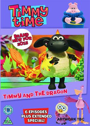 Timmy Time: Timmy and the Dragon Online DVD Rental