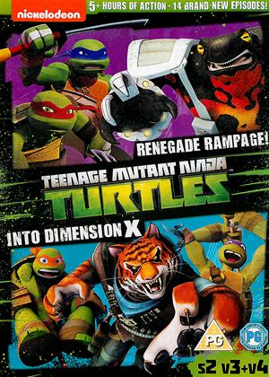 Teenage Mutant Ninja Turtles: Series 2: Vol.3 Online DVD Rental