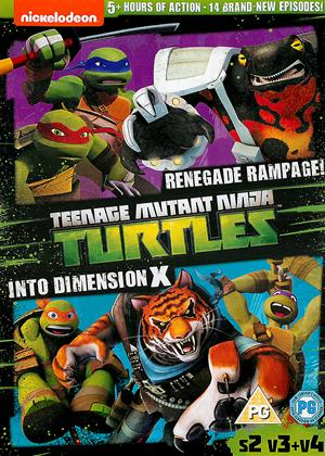 Teenage Mutant Ninja Turtles: Series 2: Vol.4 Online DVD Rental