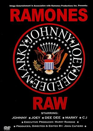 Rent Ramones Raw Online DVD Rental