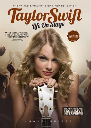 Taylor Swift: Life on Stage Online DVD Rental