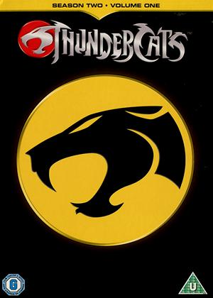 Rent ThunderCats: Series 2: Part 1 Online DVD Rental