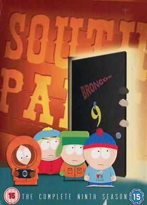Rent South Park: Series 9 Online DVD Rental