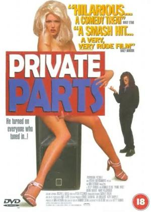 Private Parts Online DVD Rental