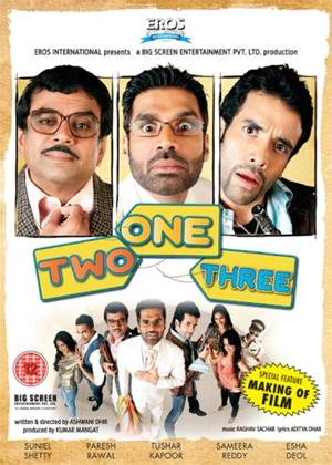 One Two Three Online DVD Rental