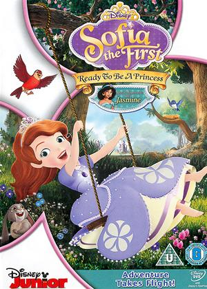 Sofia the First: Ready to Be a Princess Online DVD Rental