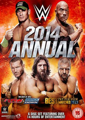 Rent WWE: 2014 Annual Online DVD Rental