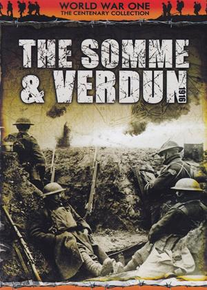 WWI: The Centenary Collection: The Somme and Verdun Online DVD Rental