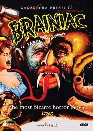 The Brainiac Online DVD Rental
