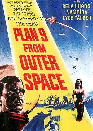Plan 9 from Outer Space Online DVD Rental