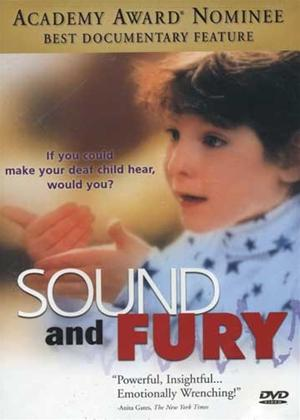 Rent Sound and Fury Online DVD Rental