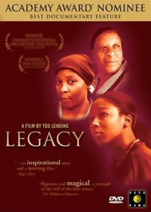 Rent Legacy Online DVD Rental